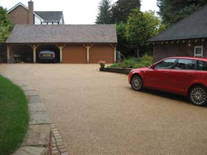 Flintstone Solutions Resin Bound Driveway