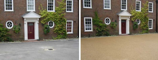 Eye-catching Resin Bound Surfaces