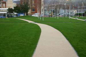 Flintstone Solutions Hertfordshire Resin Bound Pathway